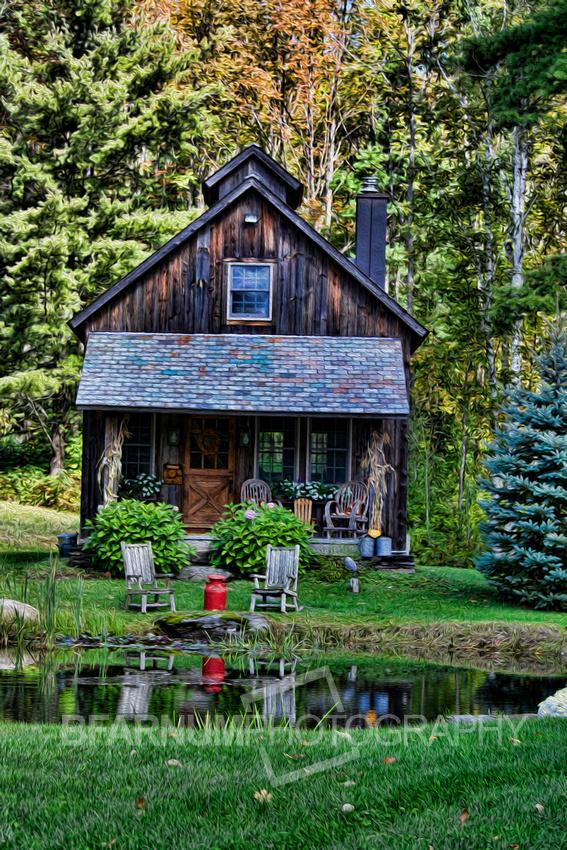 Sugar House Wallingford Vermont