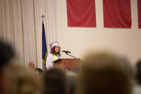 Graduation Address Class of 2017