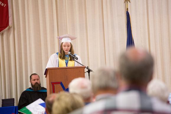 Graduation Speech Class of 2017