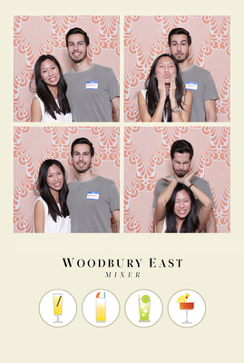 Photo Booth Event: Mixer