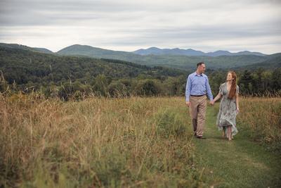 Engagement Photos Vermont