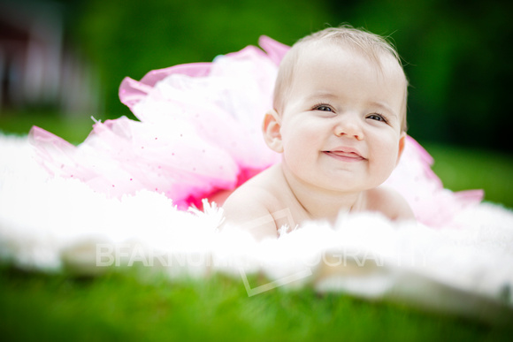 Vermont Baby Photographer B. Farnum Photography